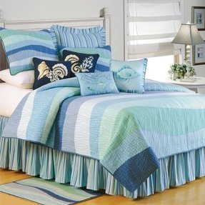 Twin ocean bedding