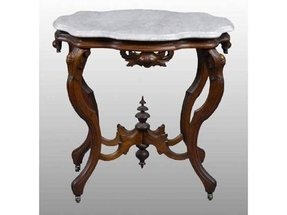 Victorian accent tables
