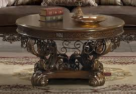 Victorian Style Coffee Table With Skirted Aprons Sku Hd 2112