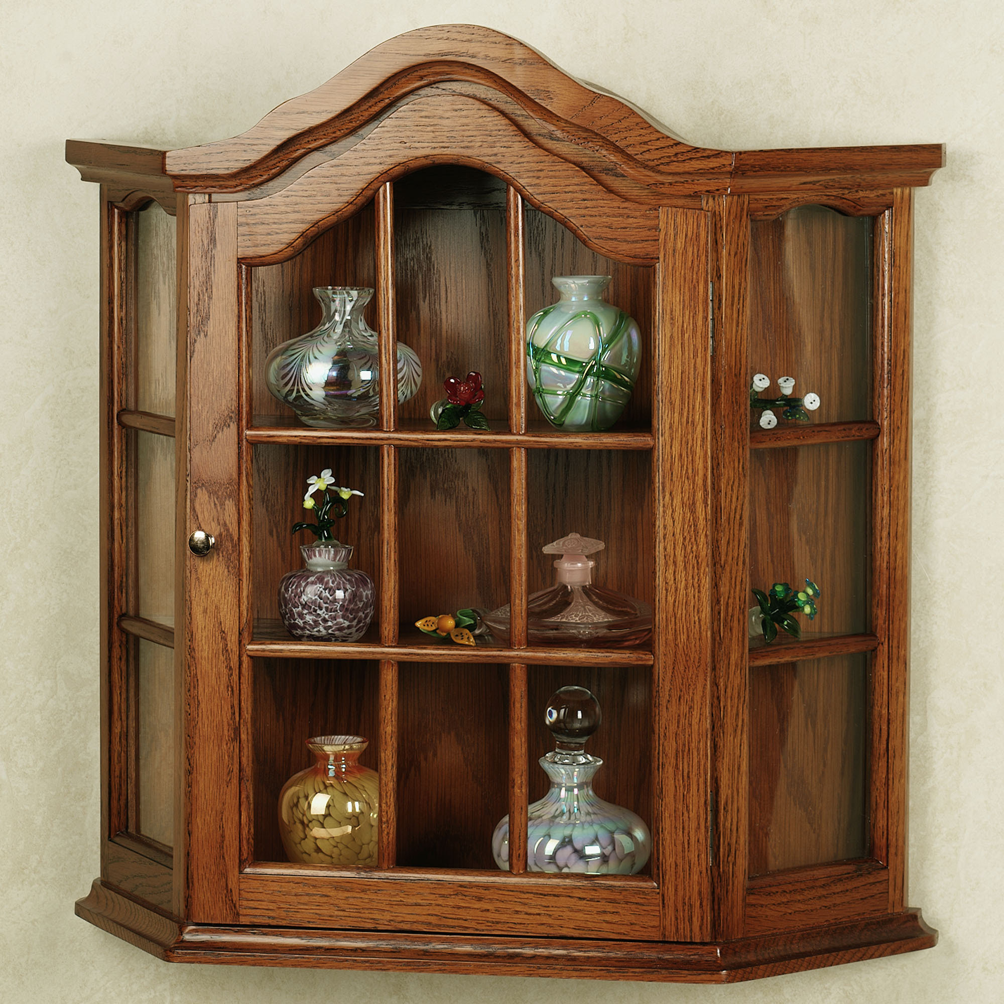 Attrayant Hanging Curio Cabinets   Ideas On Foter