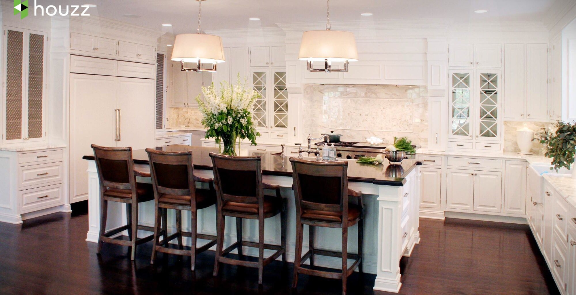 Ordinaire White Kitchen Island With Granite Top 1