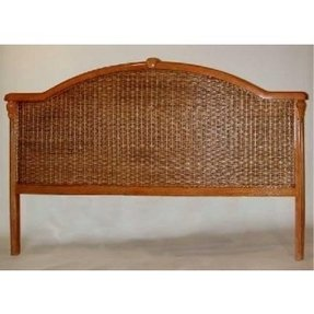 Wicker Rattan Headboards 3