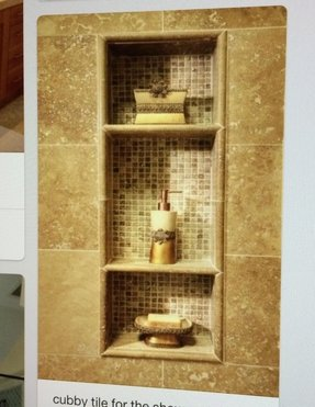Wire Shower Shelf - Foter
