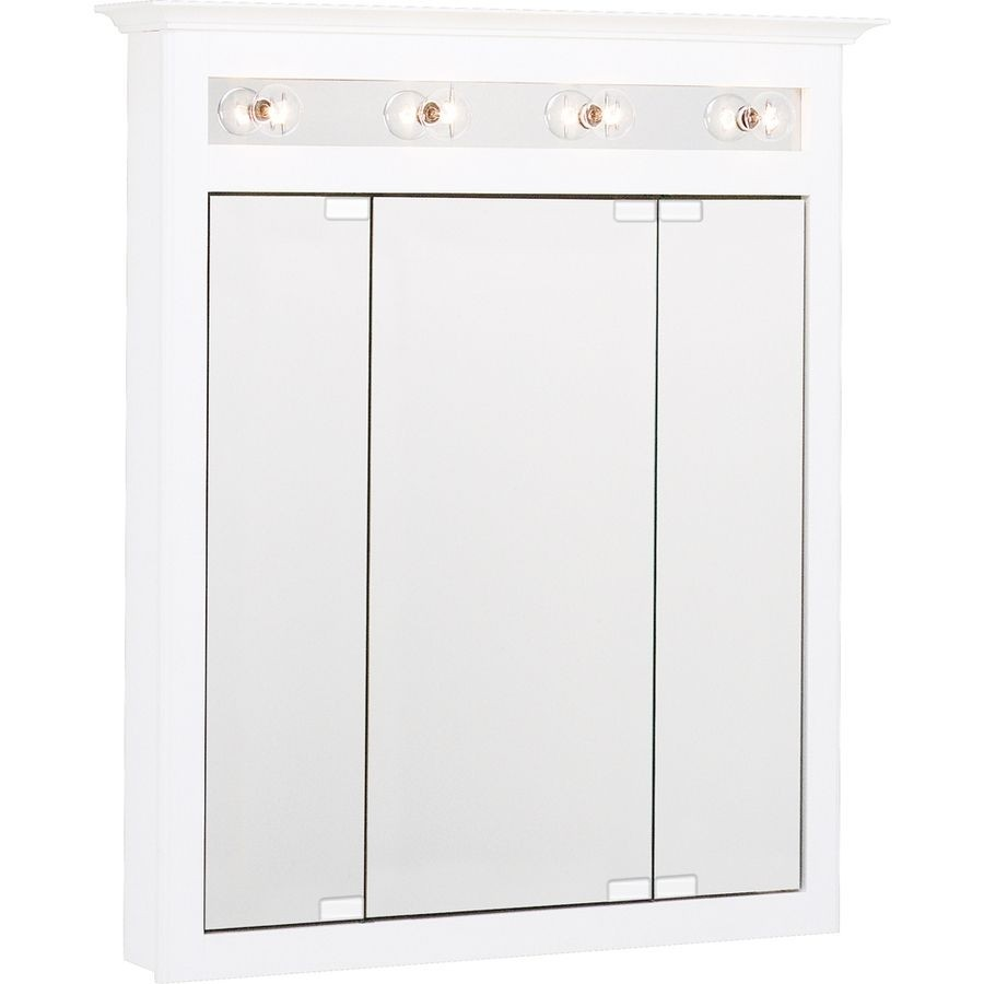 Wood Medicine Cabinets Surface Mount 10