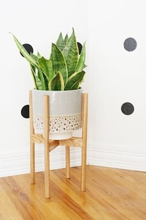 Wood Plant Stands Foter