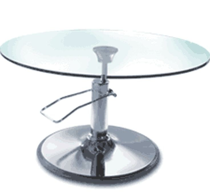 Superbe Adjustable Height Coffee Dining Table