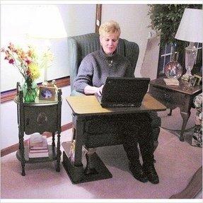 Laptop Table For Recliner Foter