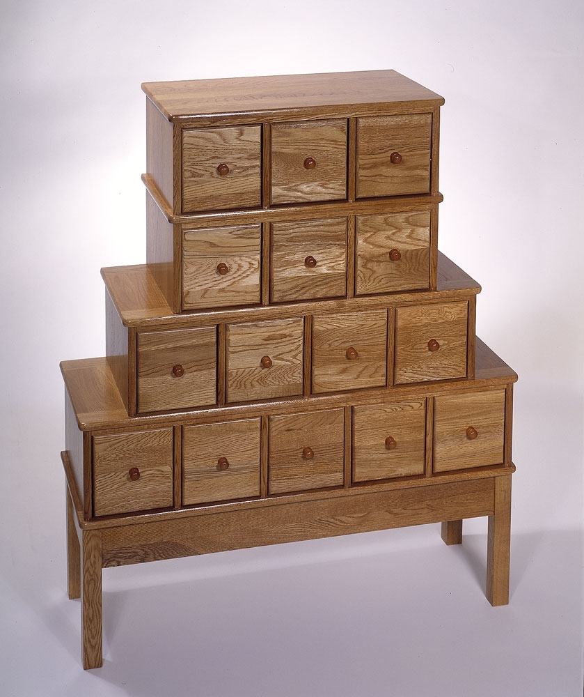 Delightful Apothecary Cd Cabinet 1