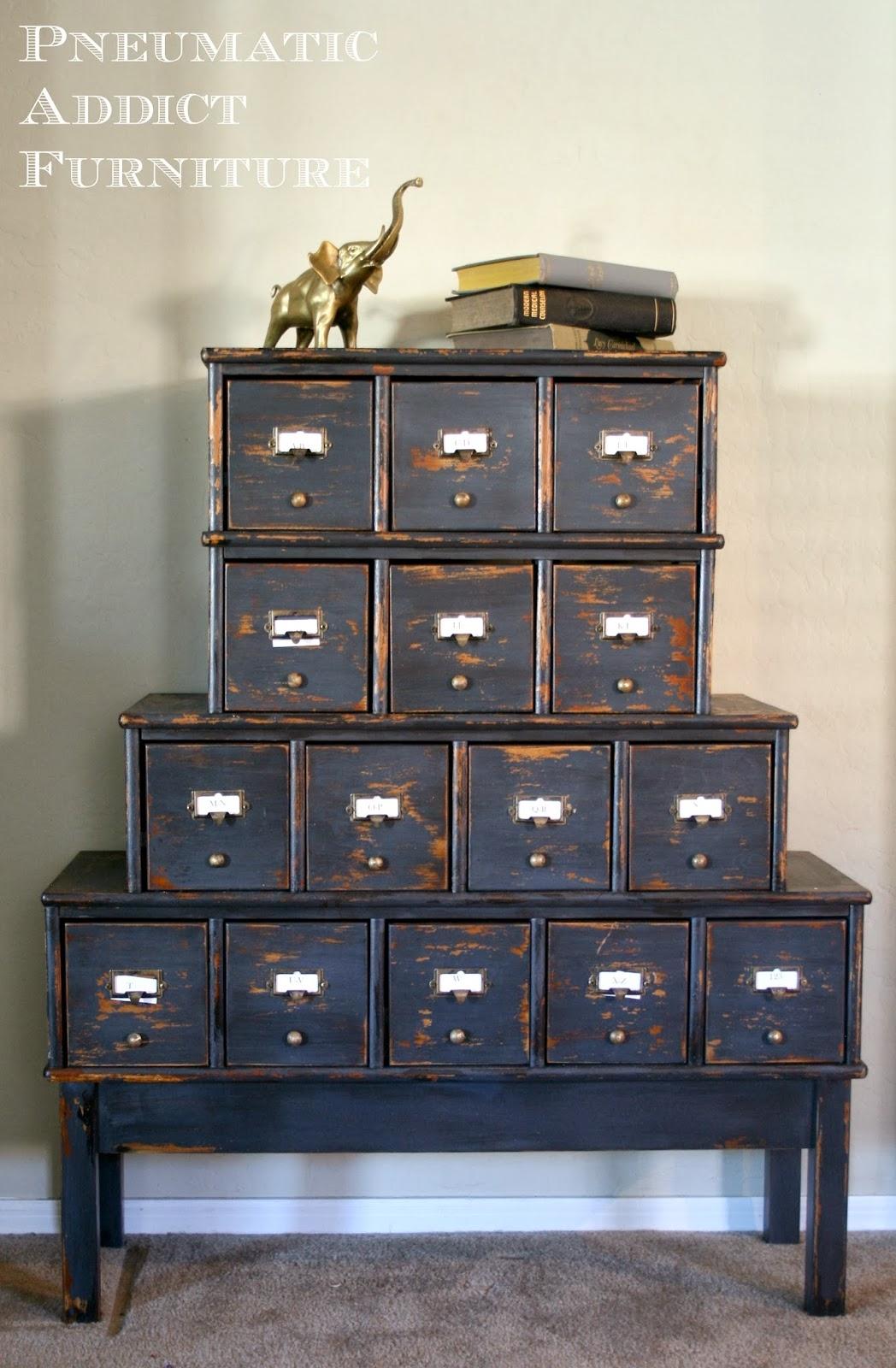Apothecary Cd Storage
