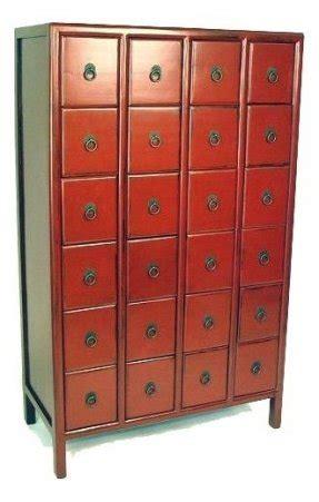 Apothecary Media Storage