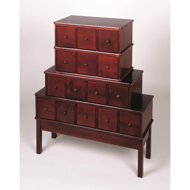 Apothecary Storage Cabinet 1