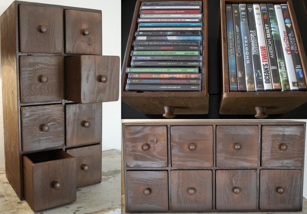 Charmant Apothecary Storage