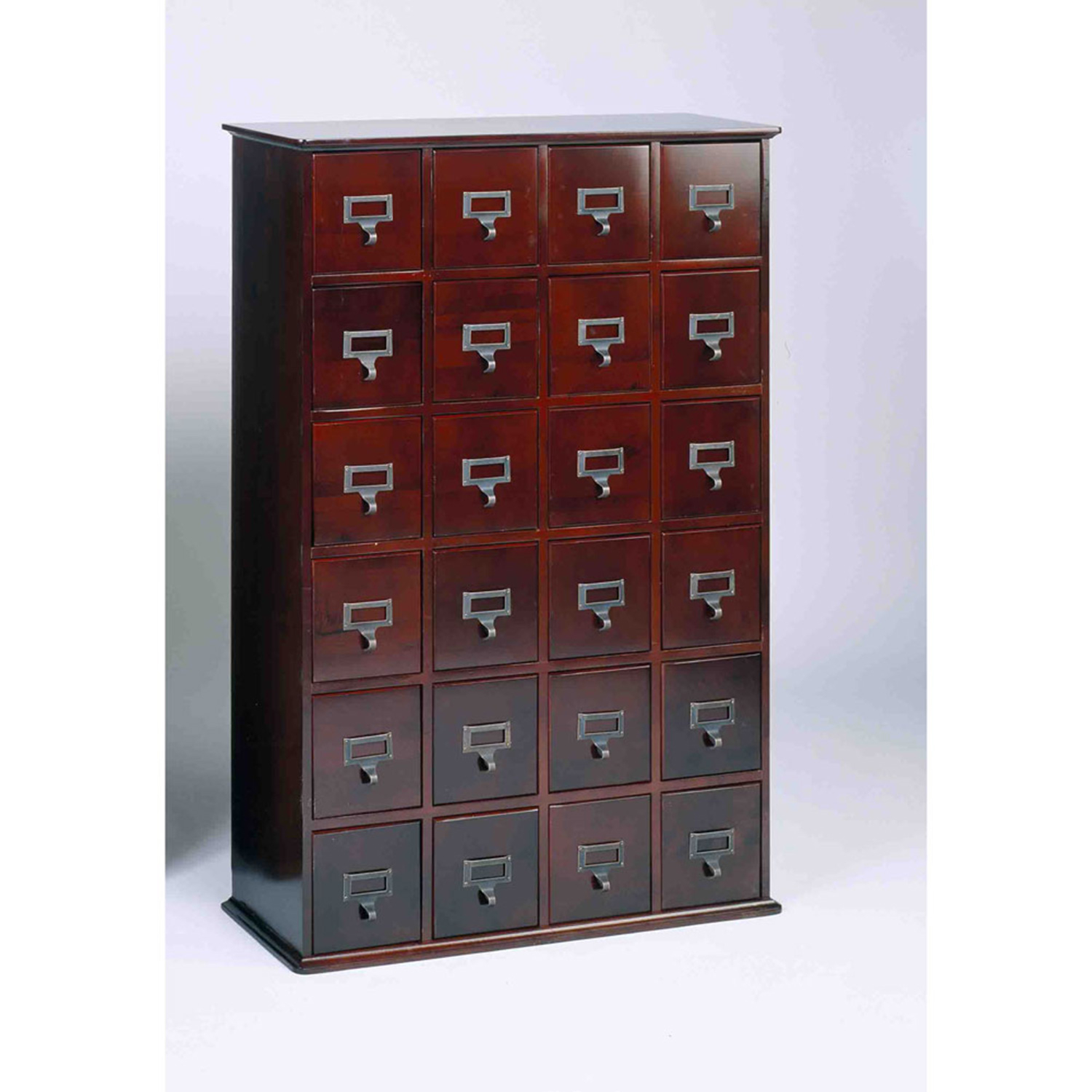 Apothecary Style Media Cabinet