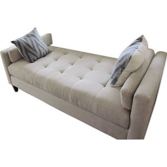 Backless Daybed Sofa
