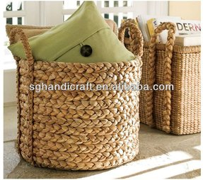 Beachcomber extra large round basket 1
