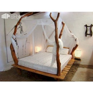Canopy Bed.Four Post Canopy Bed Frame Ideas On Foter