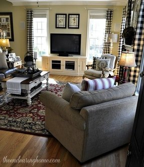 Black And White Plaid Curtains Ideas On Foter