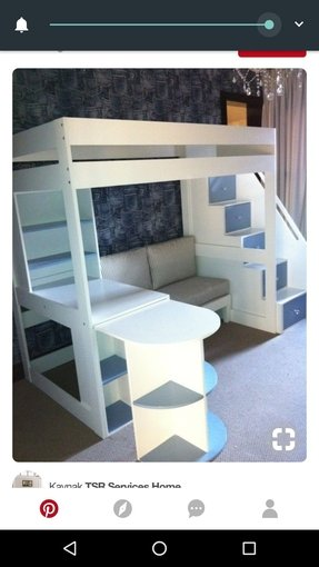 Futon Bunk Bed With Desk For 2020