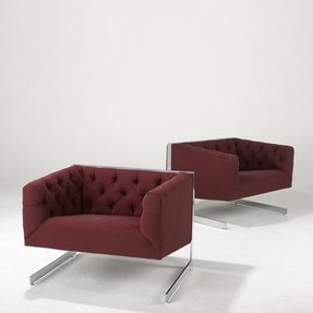 Burgundy Chaise Lounge Foter