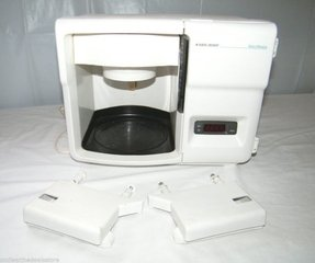 Cabinet mounted coffee maker