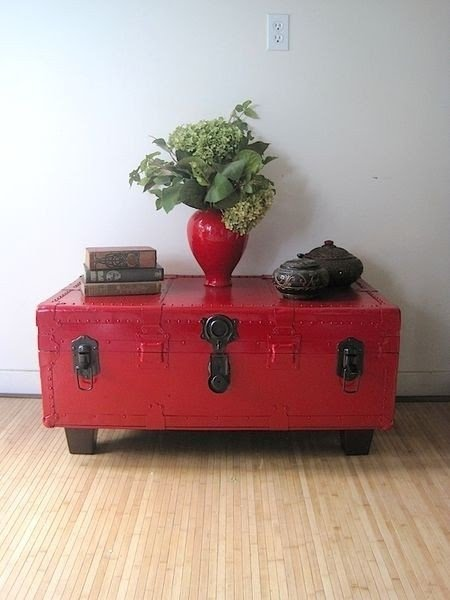 Chest Style Coffee Tables