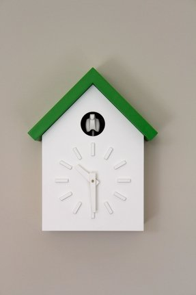 Contemporary cuckoo clock 2