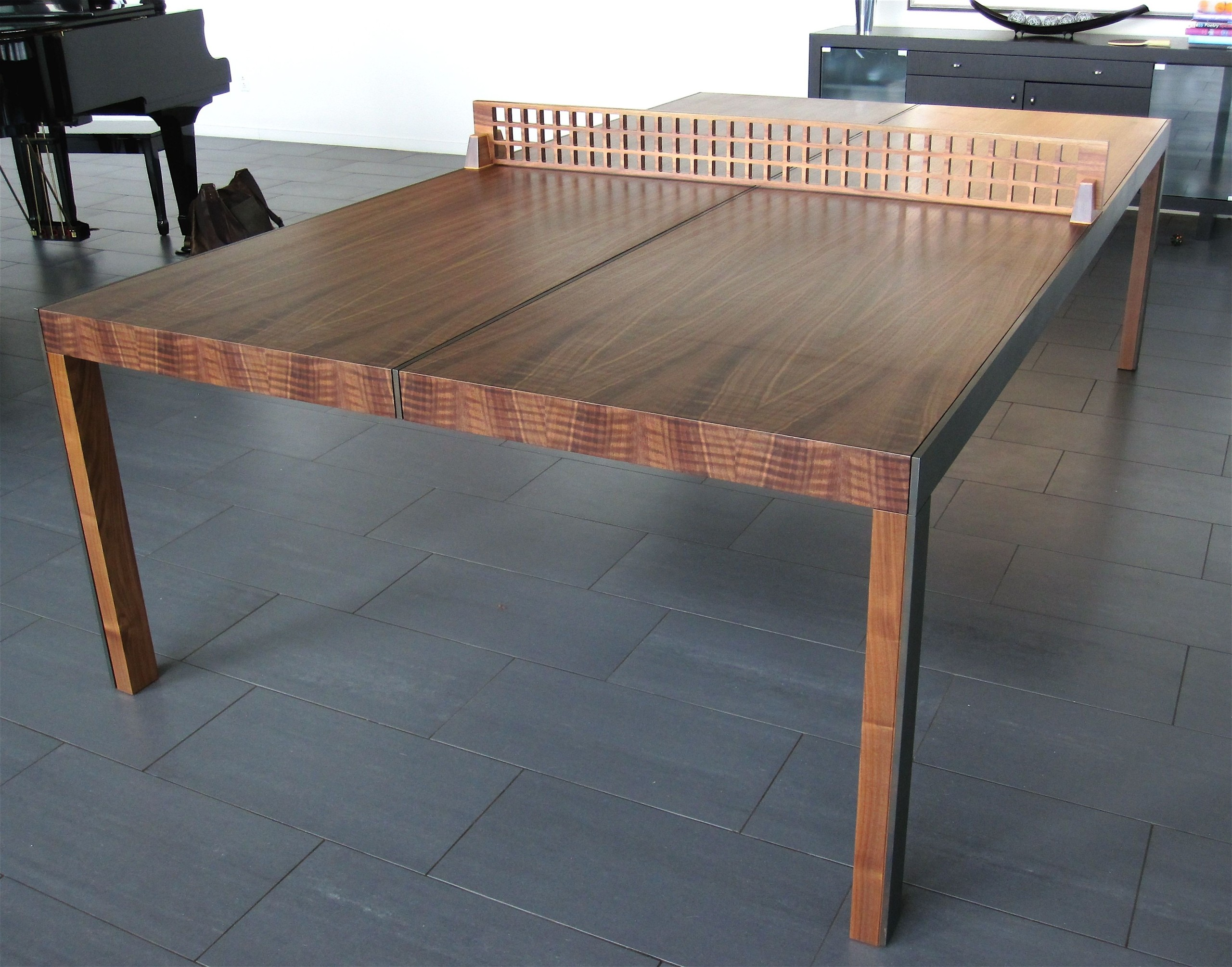 Convertible kitchen table  sc 1 st  Foter & Convertible Ping Pong Table - Ideas on Foter