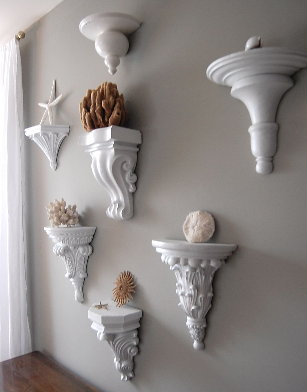 Corbel Wall Shelf - Ideas on Foter