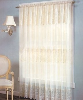 Curtains with valances attached 18