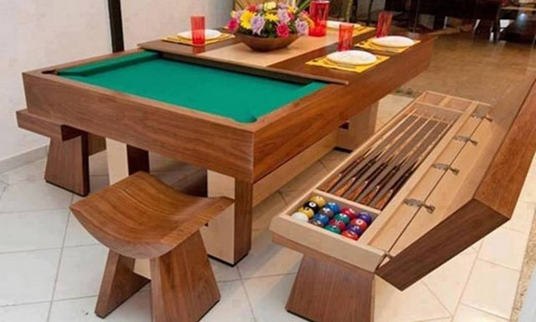 Nice Dining Table Ping Pong Set
