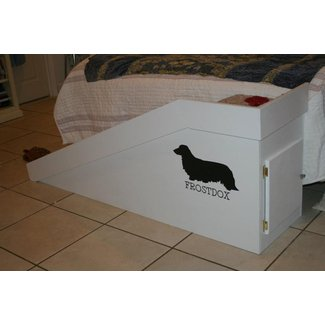 Dog ramps for bed 1
