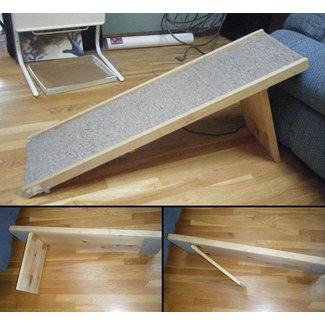 Dog ramps for bed