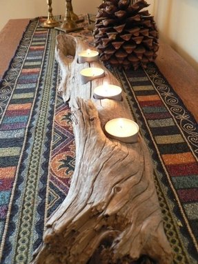 Driftwood large center piece wedding