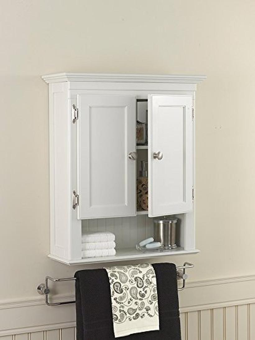Fairmont Bathroom Wall Cabinet & Bathroom Wall-Mounted Cabinets - Foter