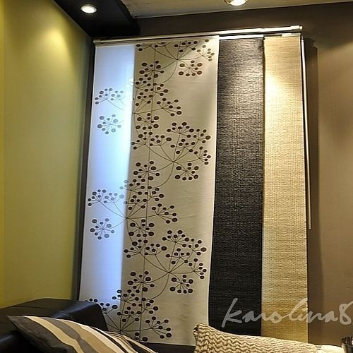 Sliding Curtains Room Dividers
