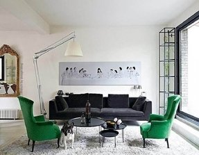 Green Wingback Chair - Ideas on Foter
