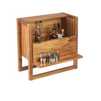 Hidden Liquor Cabinet