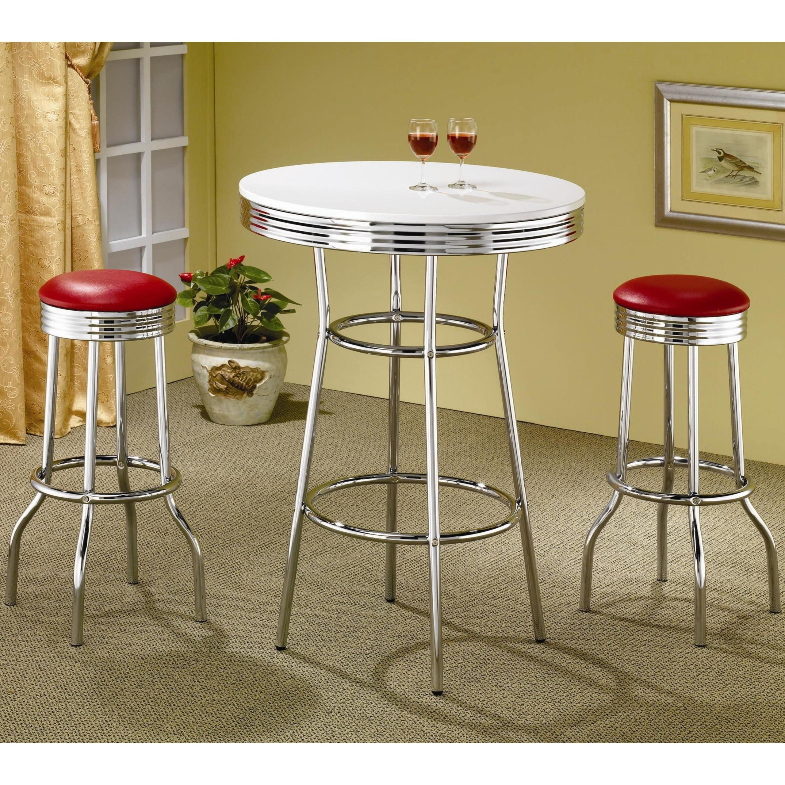 Etonnant High Top Pub Table Sets 3