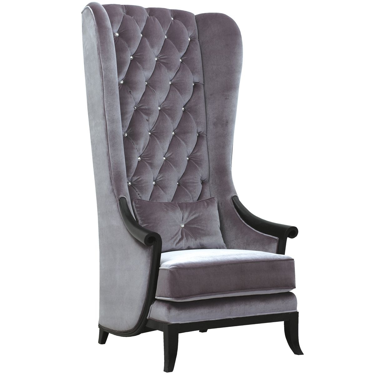 Ordinaire High Wing Back Chairs 1