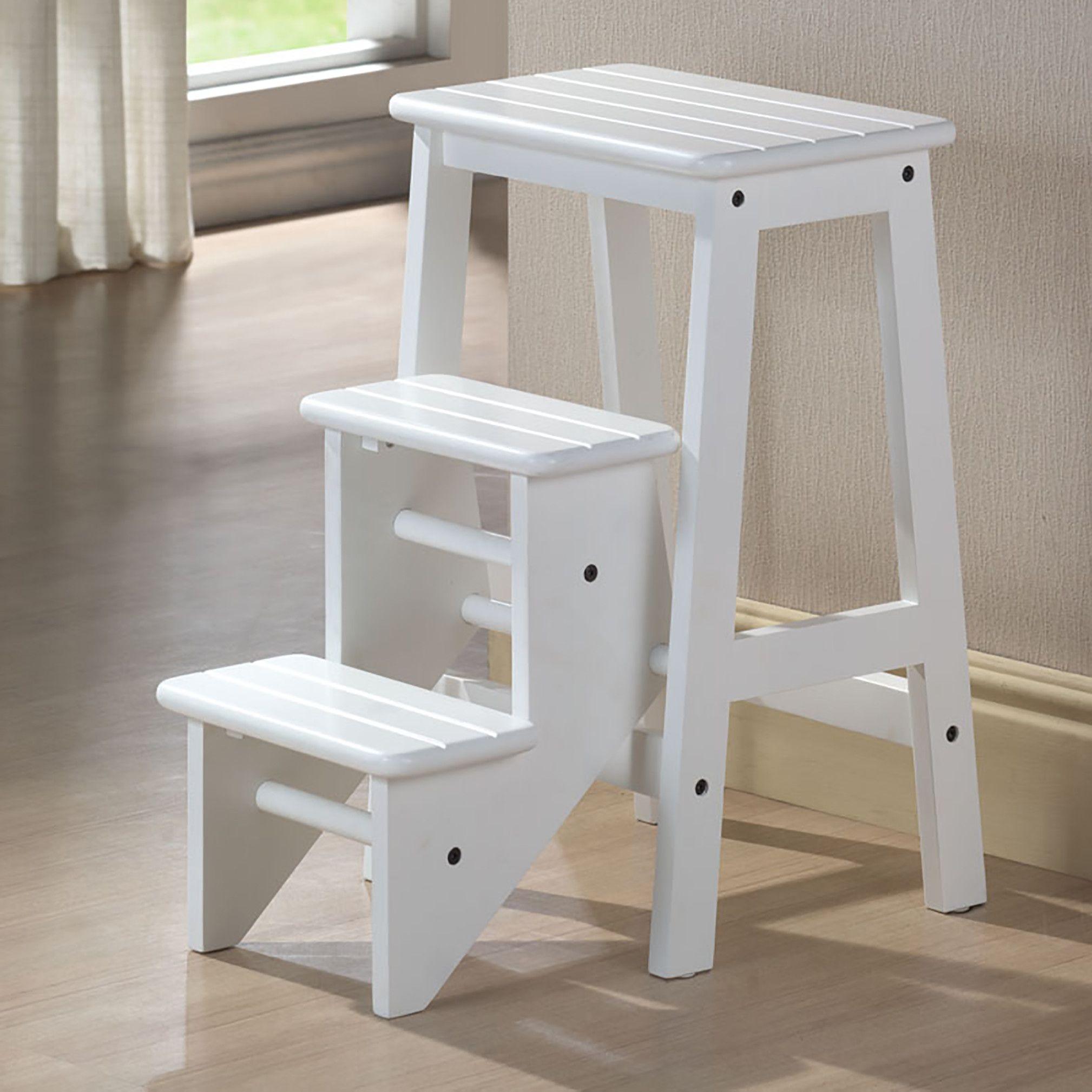 Beau Bailey Step Stool Ballard Designs. Home Kitchen Furniture. Decorative ...