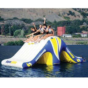 Inflatable Lake Slide Ideas On Foter
