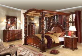 Four Post King Size Bedroom Sets - Foter