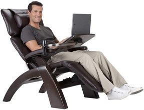 Recliner Laptop Table / Chair - Foter