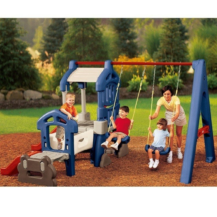 Metal Outdoor Playsets 12