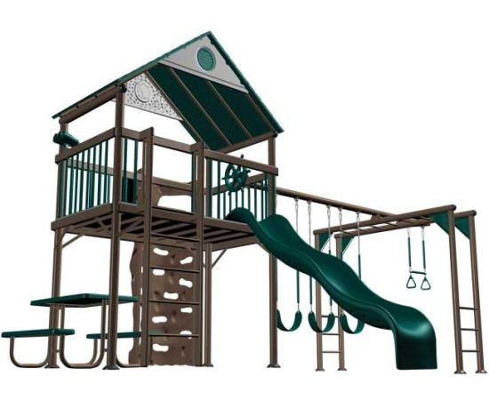 Charmant Metal Outdoor Playsets