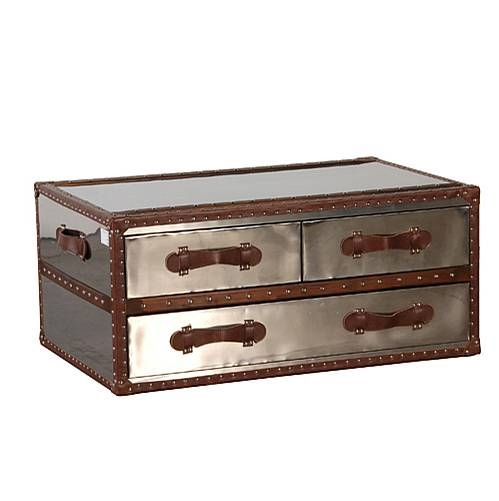 Metal Trunk Coffee Table Foter