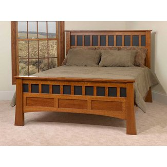 craftsman style headboard ideas on foter 11322 | mission style bed frame s ts3