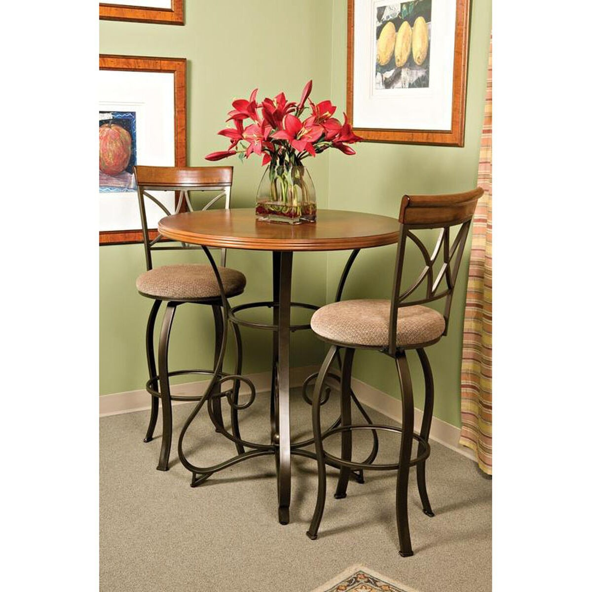 High Top Pub Table Sets Foter