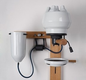 Mounted Coffee Makers 10