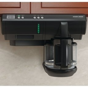 Mounted coffee makers 30